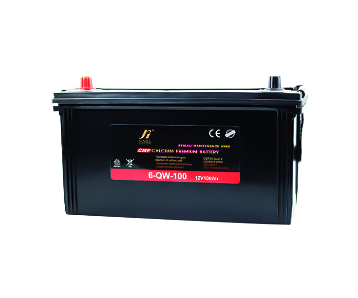 12v 100ah--2 Factory price solar box Acid lead carbon battery with 100Ah 12V