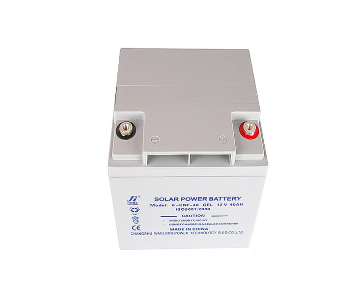 12V 40ah deep cycle solar lead acid sealed battery for ups eps telecom wind energy solar system