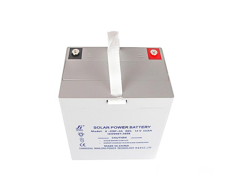12v 55ah 10h forklift battery agm battery