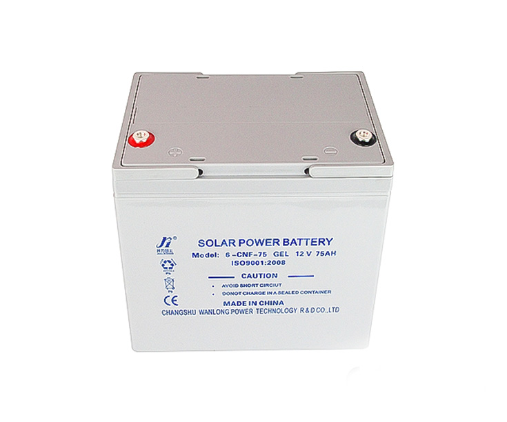 12v75ah solar gel inventor battery for solar system